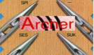 Embroidery needles supplier, brand - ARCHER